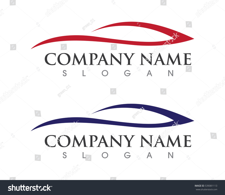 Auto Car Logo Template Stock-Vektorgrafik 539081113 – Shutterstock
