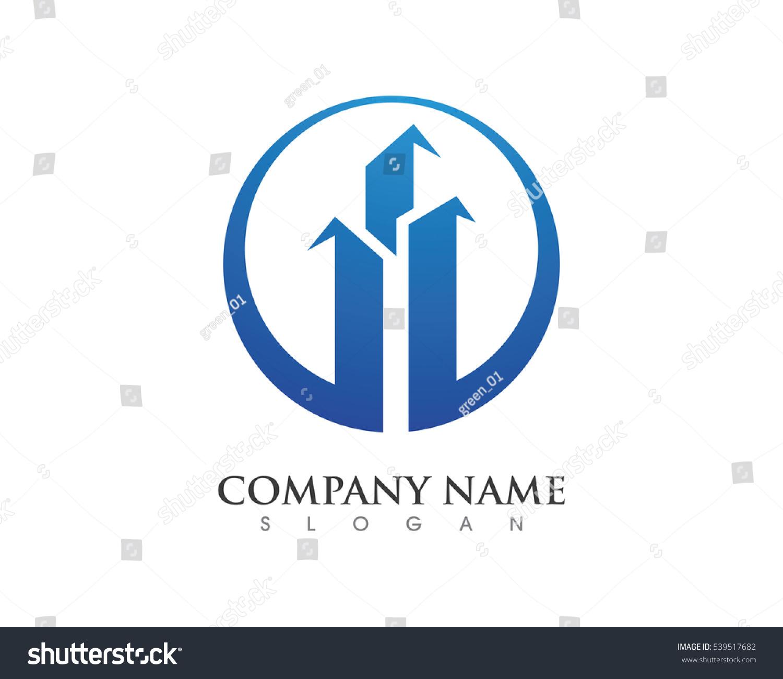 Real estate property construction logo design stock vector real estate property and construction logo design for business corporate sign vector logo biocorpaavc