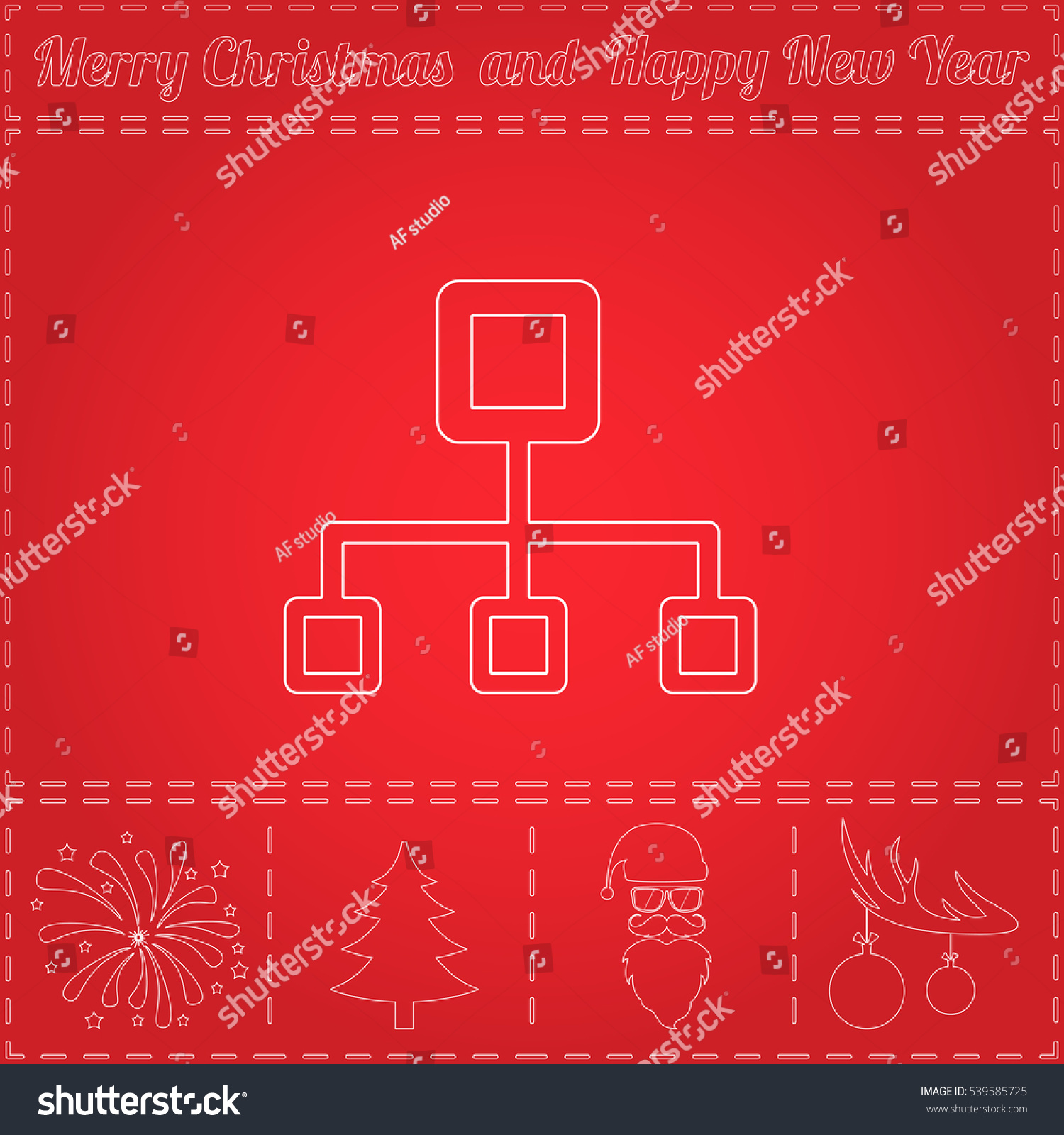 Flow chart simple flat vector button stock vector 539585725 flow chart simple flat vector button thin line icon and bonus outline symbol for new ccuart Choice Image
