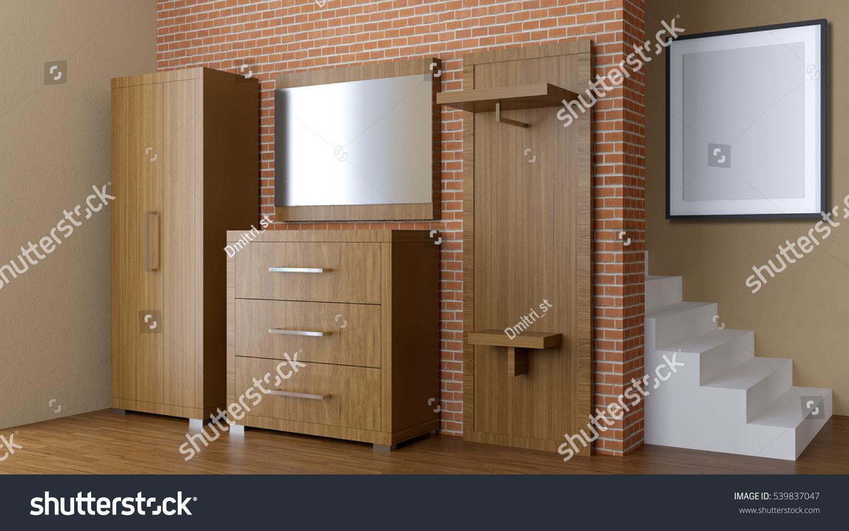 Royalty Free Stock Illustration Of Modern Interior Small