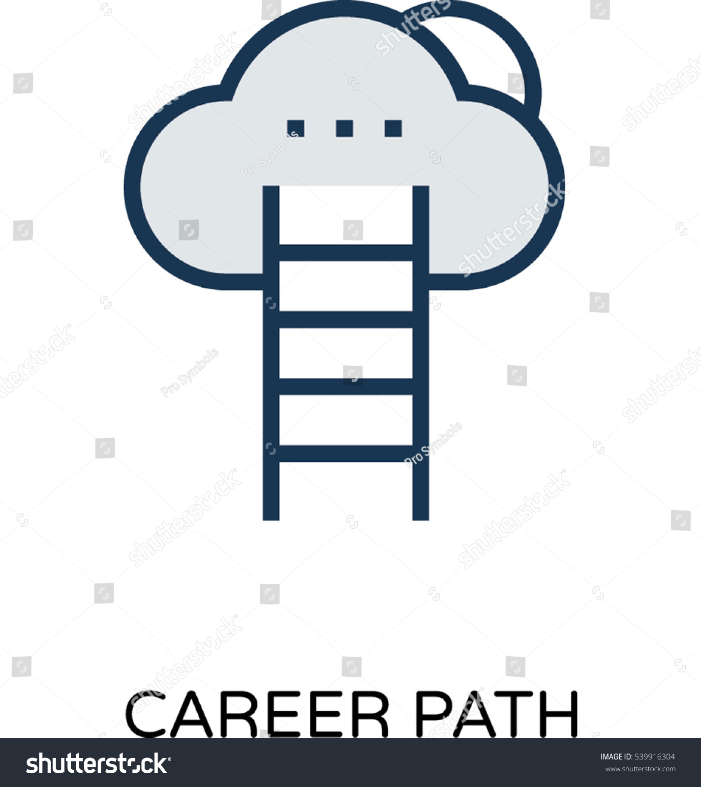 Career path icon