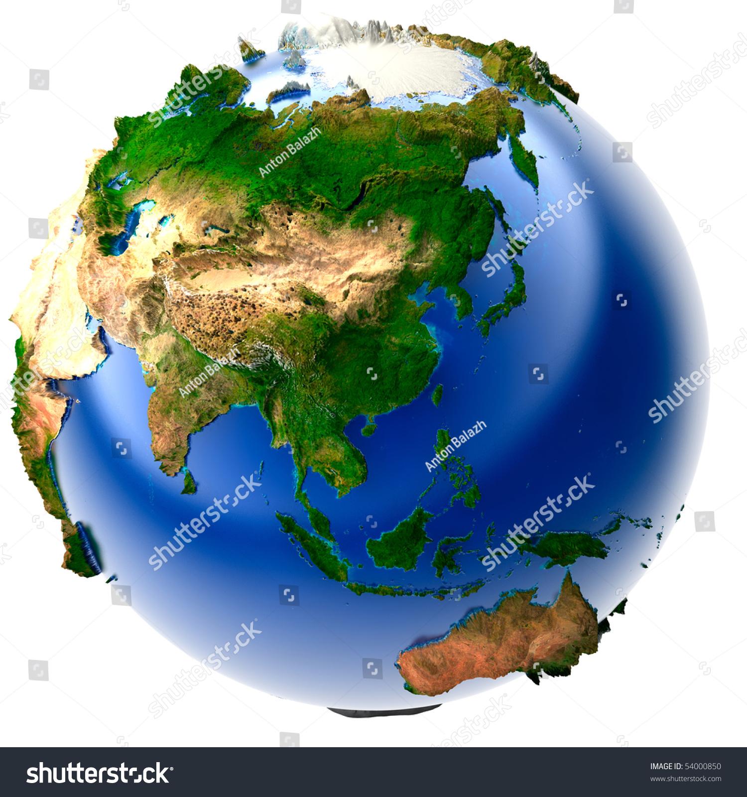 Miniature real earth stock illustration 54000850 shutterstock miniature real earth stopboris Choice Image