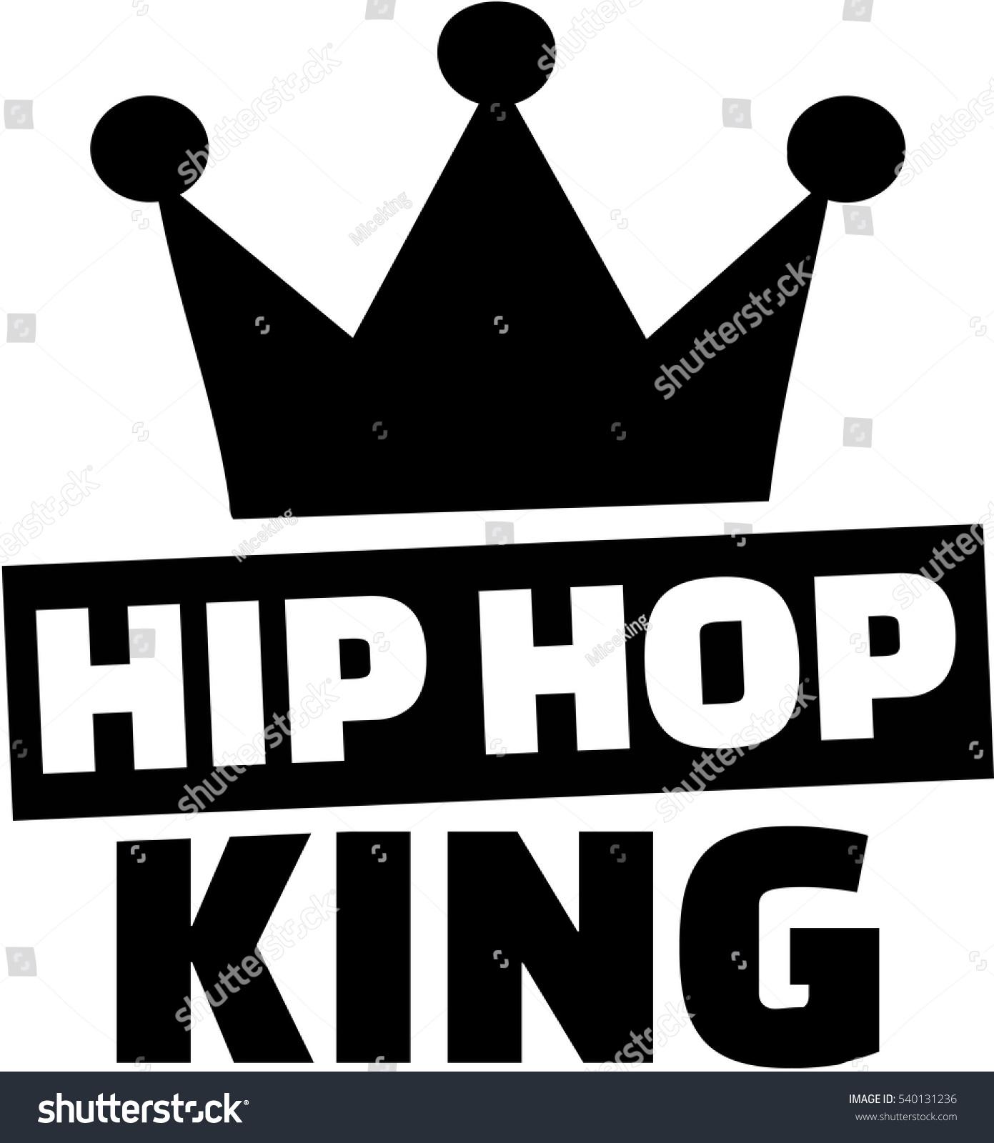 hip hop king crown のベクター画像素材 ロイヤリティフリー