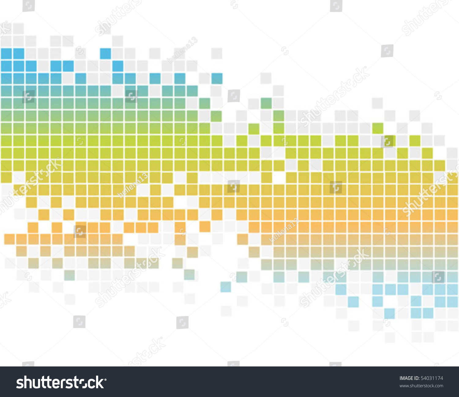 Abstract Background Wallpaper Stock Vector Illustration