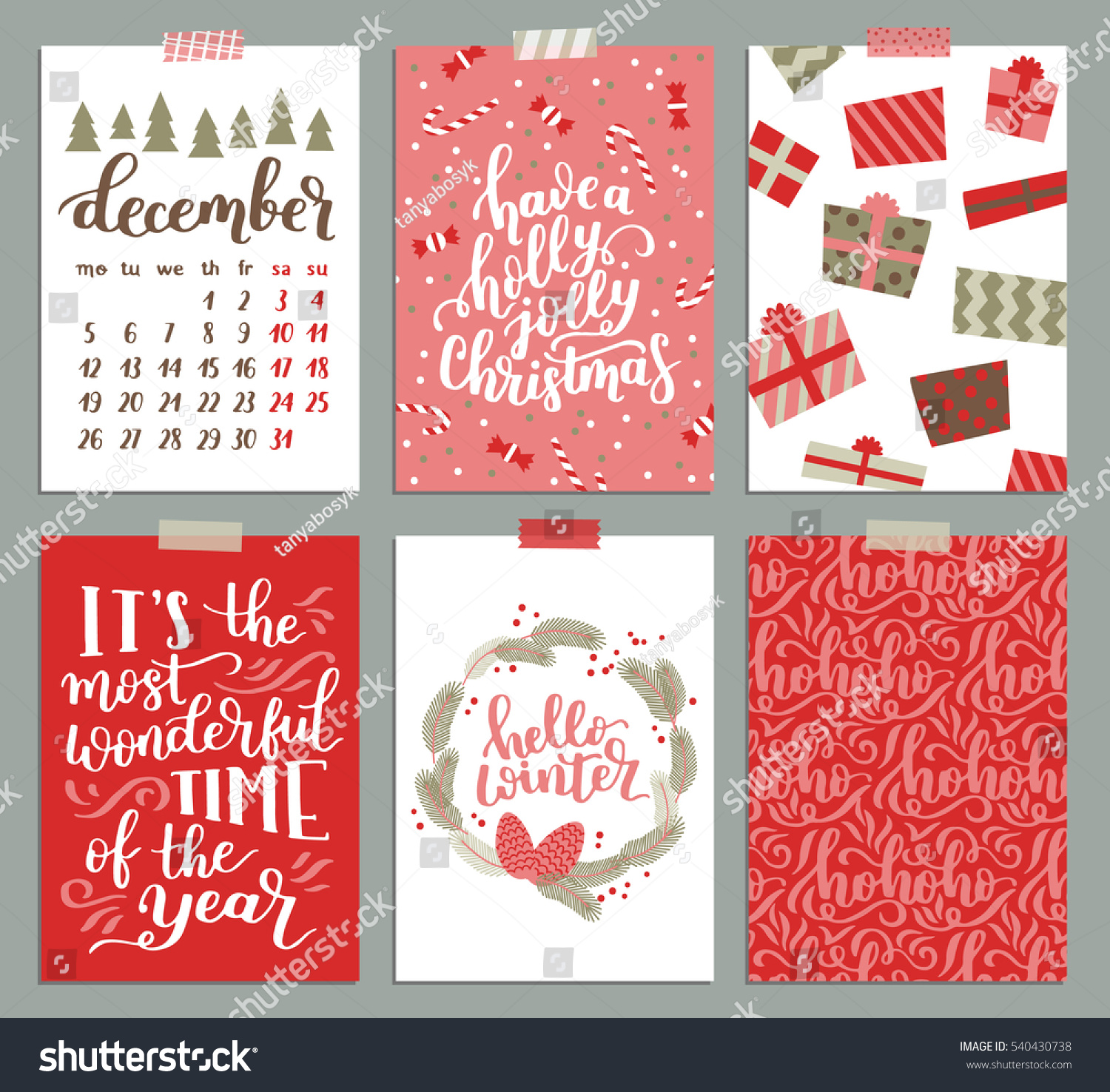 collection of christmas poster templates christmas set of collection of christmas poster templates christmas set of christmas greeting cards bright colors