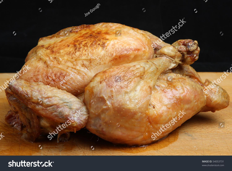 Roast Chicken Stock Photo 54053731 : Shutterstock