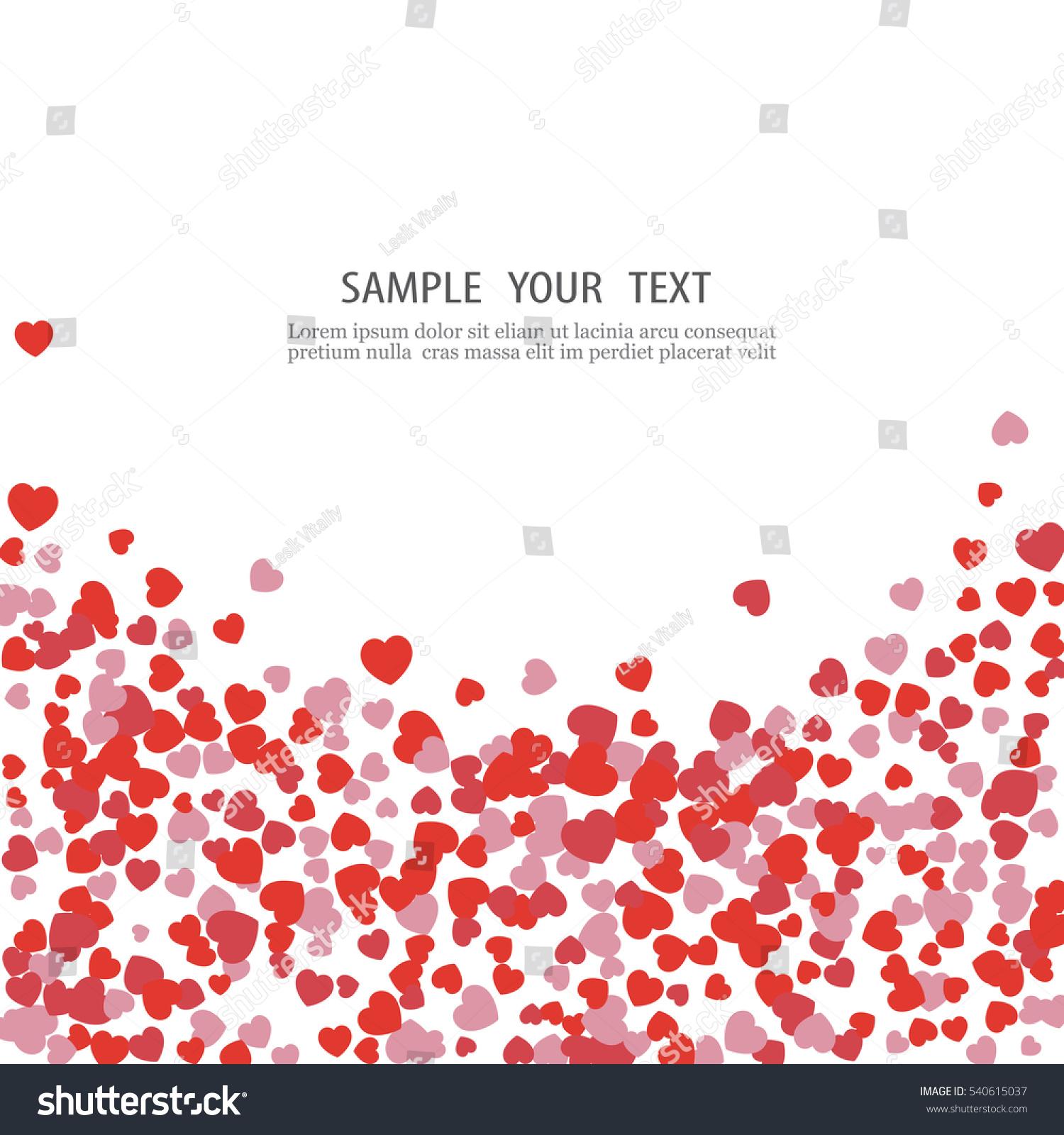 holiday hearts wallpaper vector - photo #12