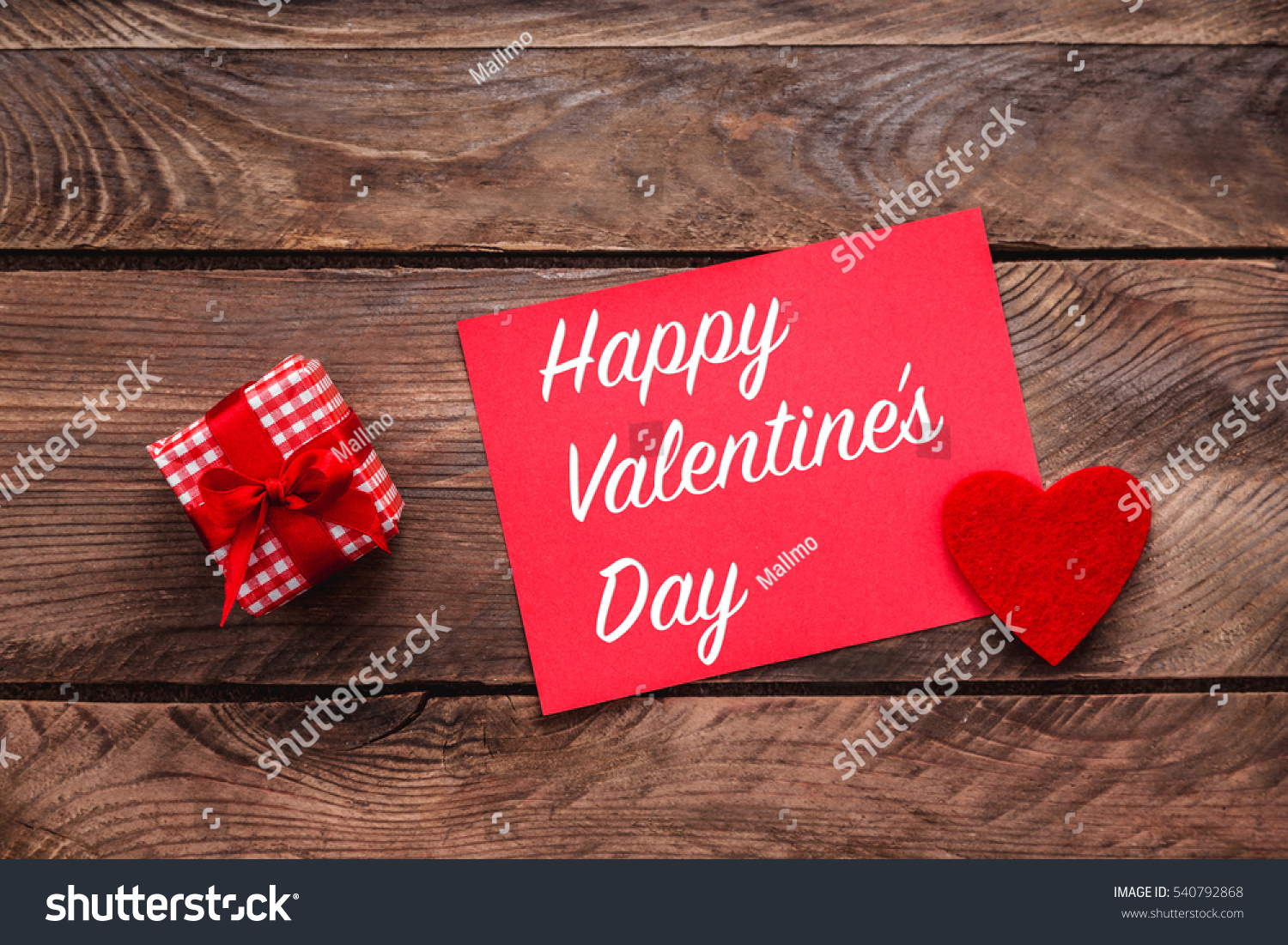 Valentines day greeting card small gift stock photo 540792868 valentines day greeting card and small gift heart decoration over wooden background valentines greetings negle Gallery