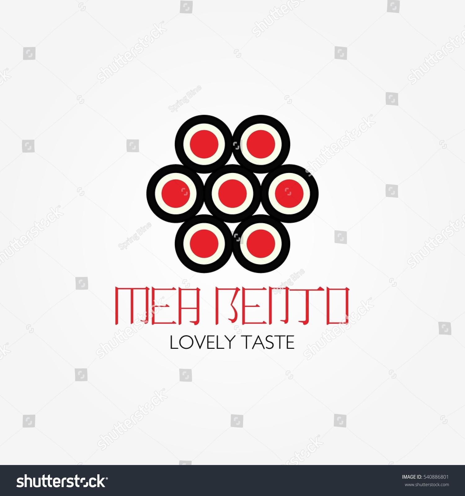Vector De Stock Libre De Regalias Sobre Traditional Japanese Food Restaurant Logo Design540886801