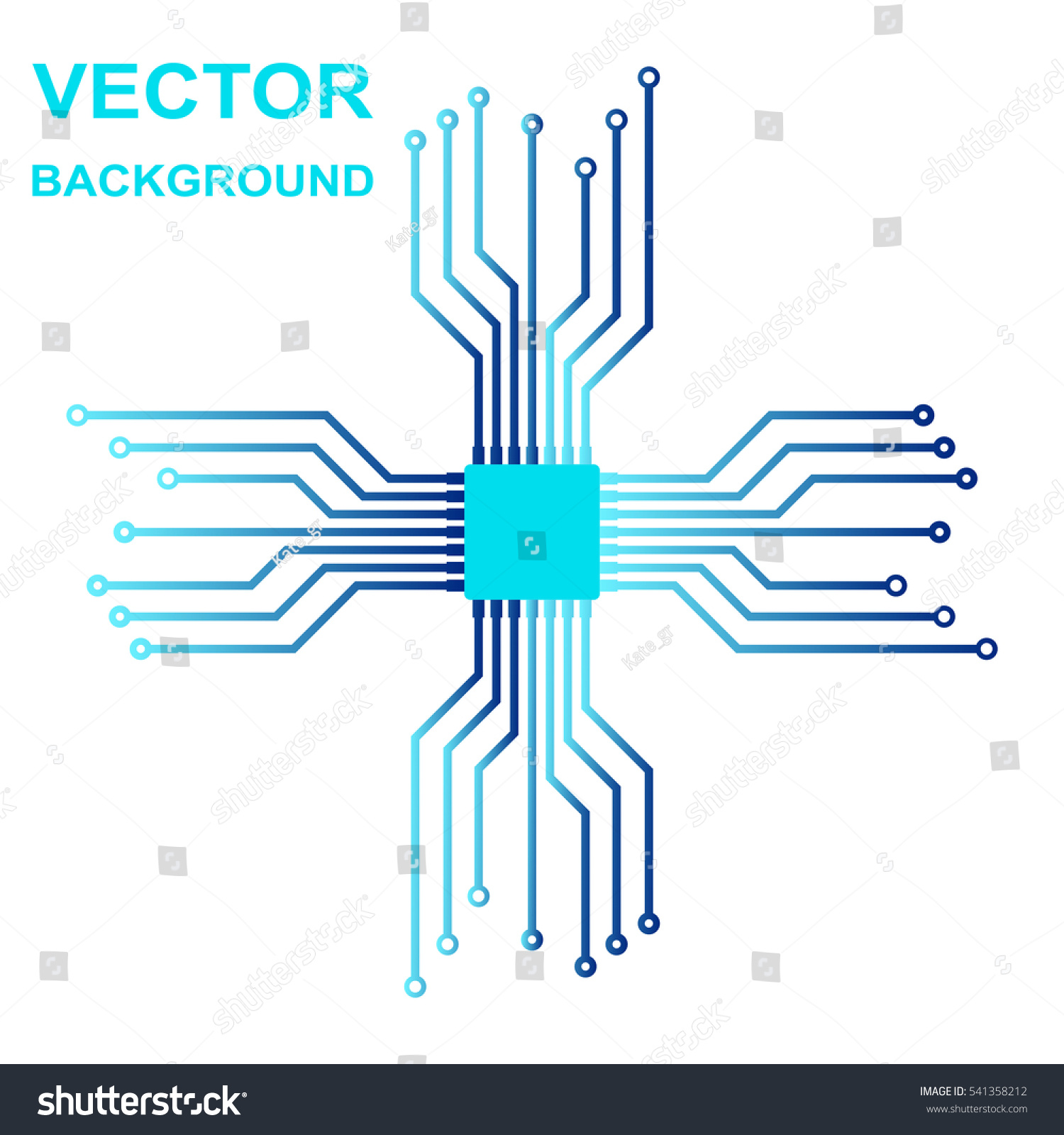 Enjoyable Vector Icon Logo Printed Circuit Board Stock Vector Royalty Free Wiring 101 Swasaxxcnl