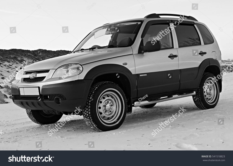 Biysk Russia Desember 10 2016 Motor Stock Photo Edit Now 541518823