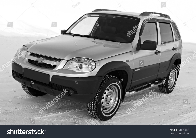 Biysk Russia Desember 102016 Motor Car Stock Photo Edit Now