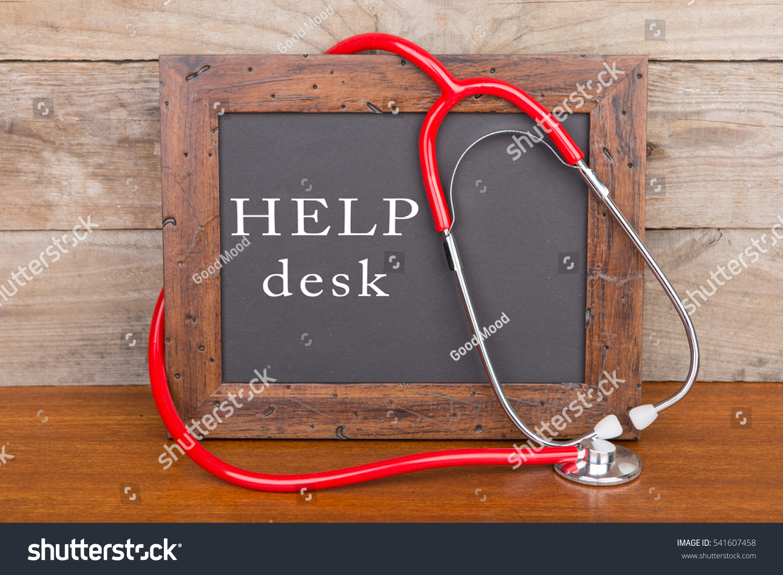 Medecine Concept   Blackboard With Word