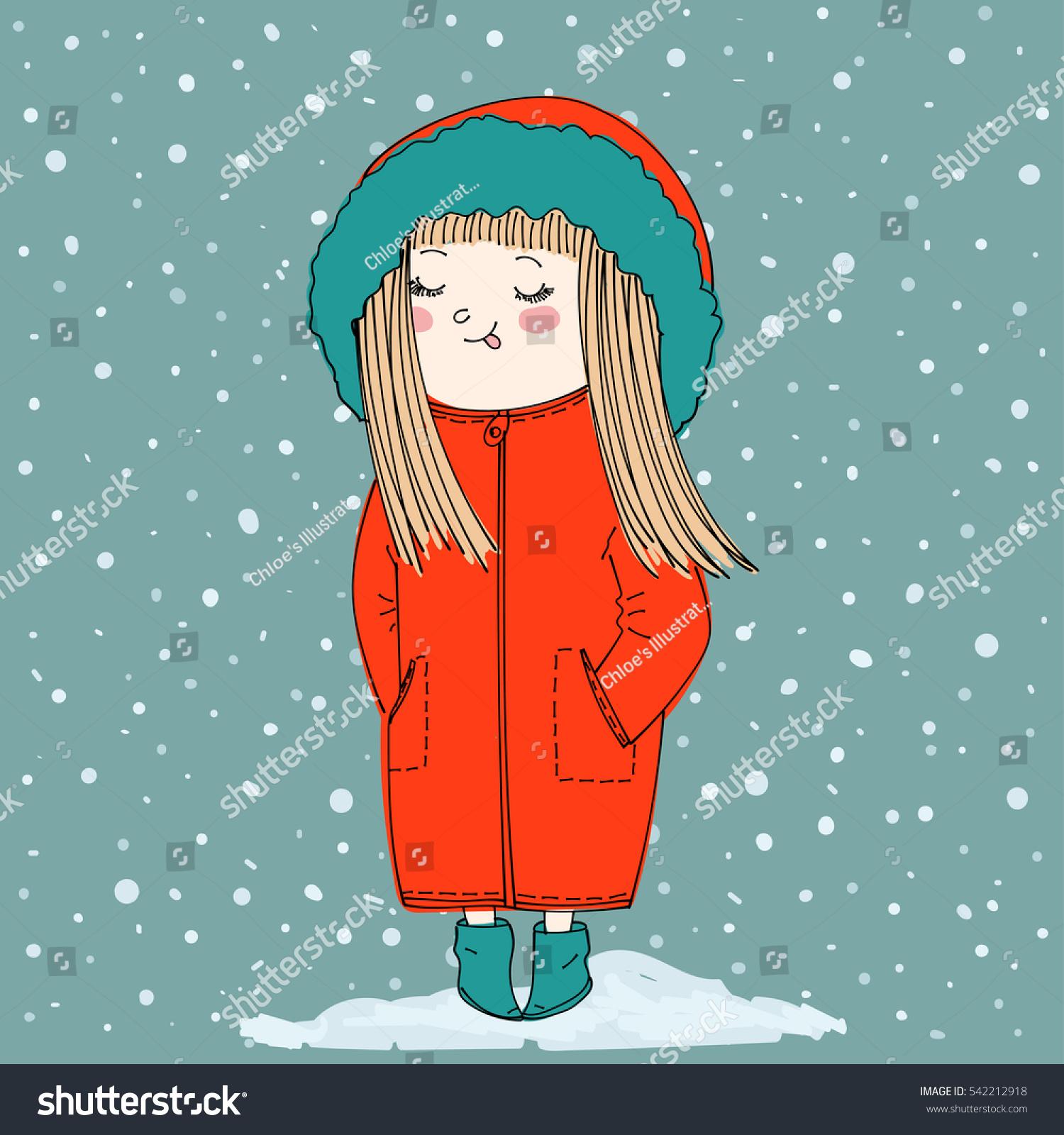 stock-vector-cute-girl-wearing-warm-wint