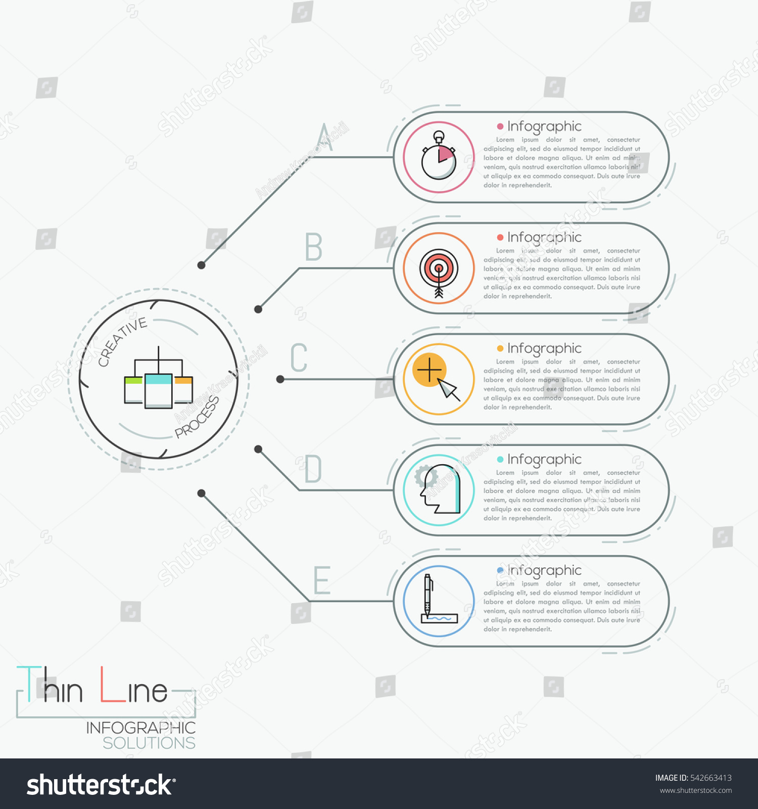 Infographic word doc template