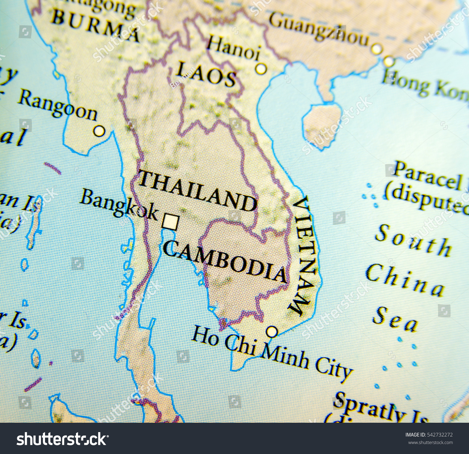 Map Of Burma With Cities Map Of S Africa With Cities Map Of - Map of burma