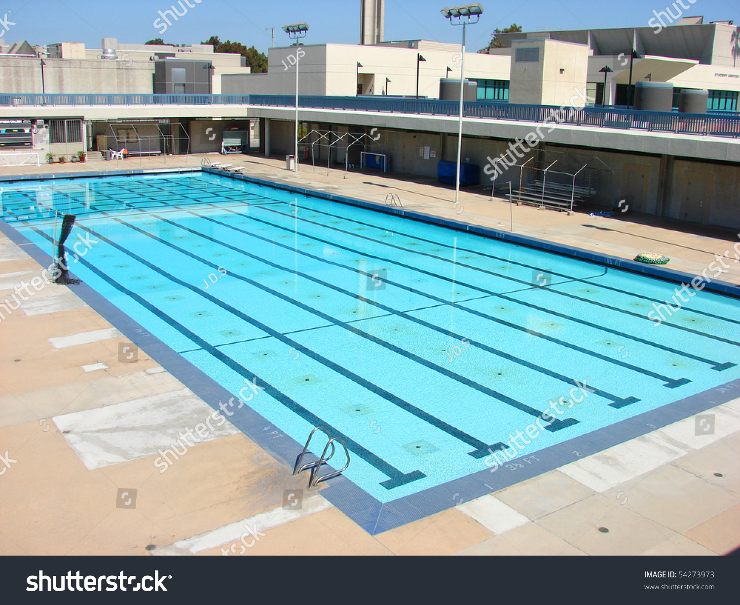 The gallery for olympic size swimming pool dimensions - Swimming pool size ...