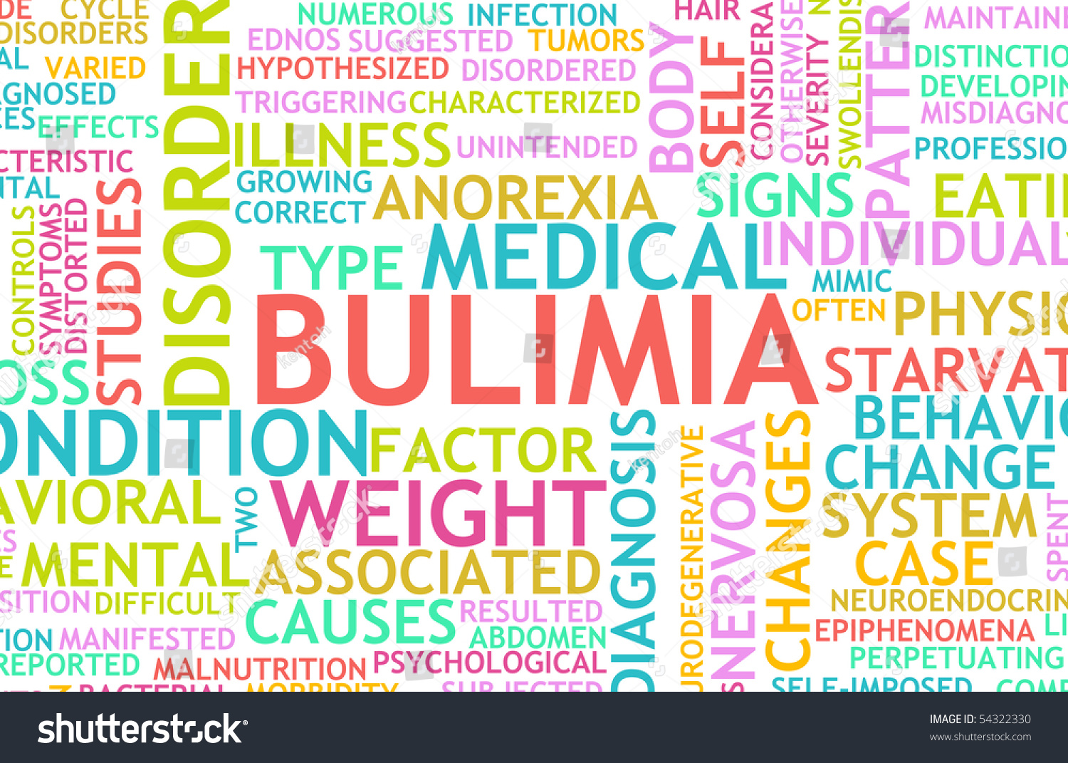 bulimia nervosa an eating disorder Most of the patients i have treated for bulimia nervosa over the years have  experienced symptoms typical of impulse disorders an impulse.