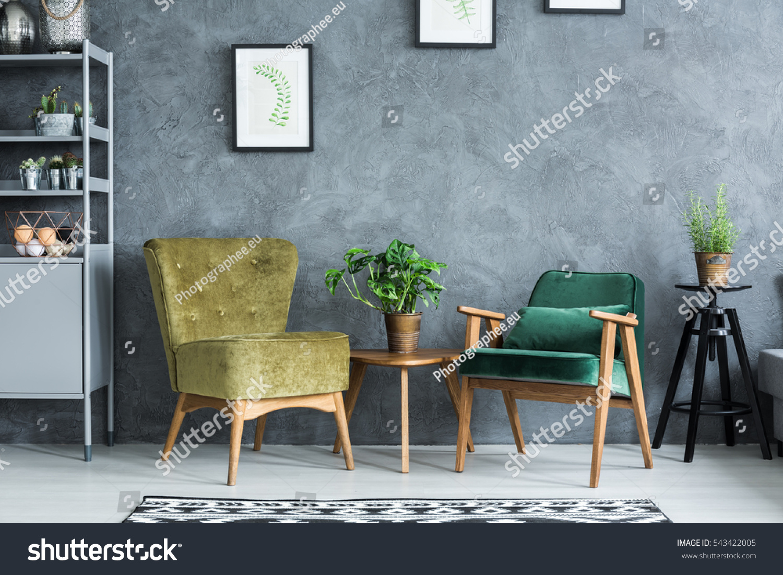 Flat with modern and stylish furniture. Flat Modern Stylish Furniture Stock Photo 543422005   Shutterstock