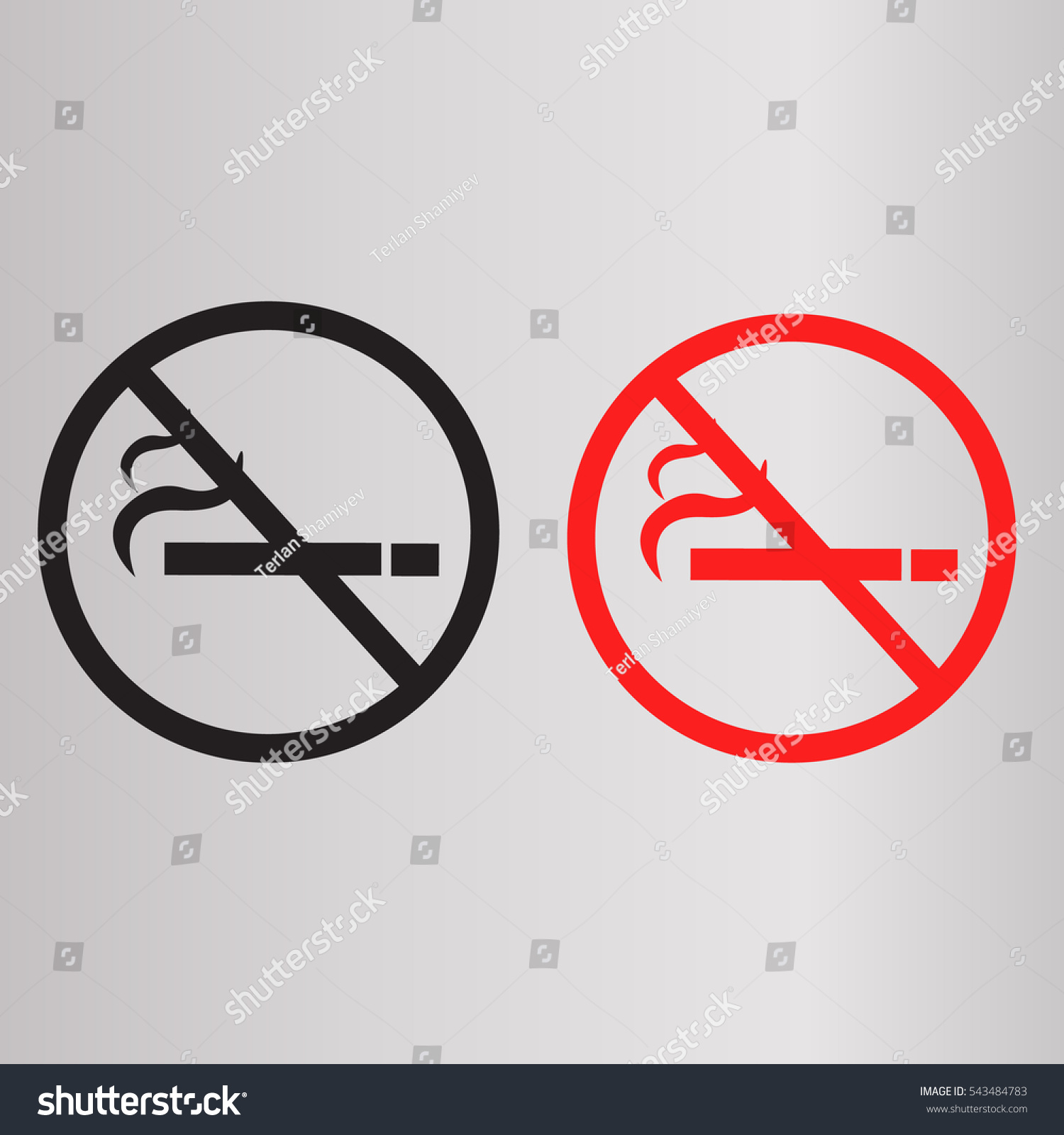 No smoking sign isolated on white stock vector 543484783 shutterstock no smoking sign isolated on white background no smoke symbol for your web site design buycottarizona Images
