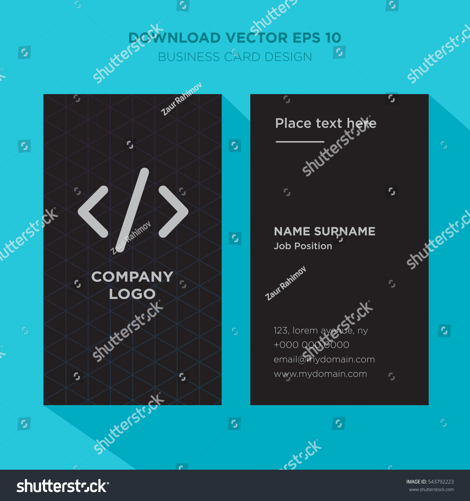 Business cards for less choice image free business cards business cards for less gallery free business cards template elegant business card company gray stock vector magicingreecefo Choice Image