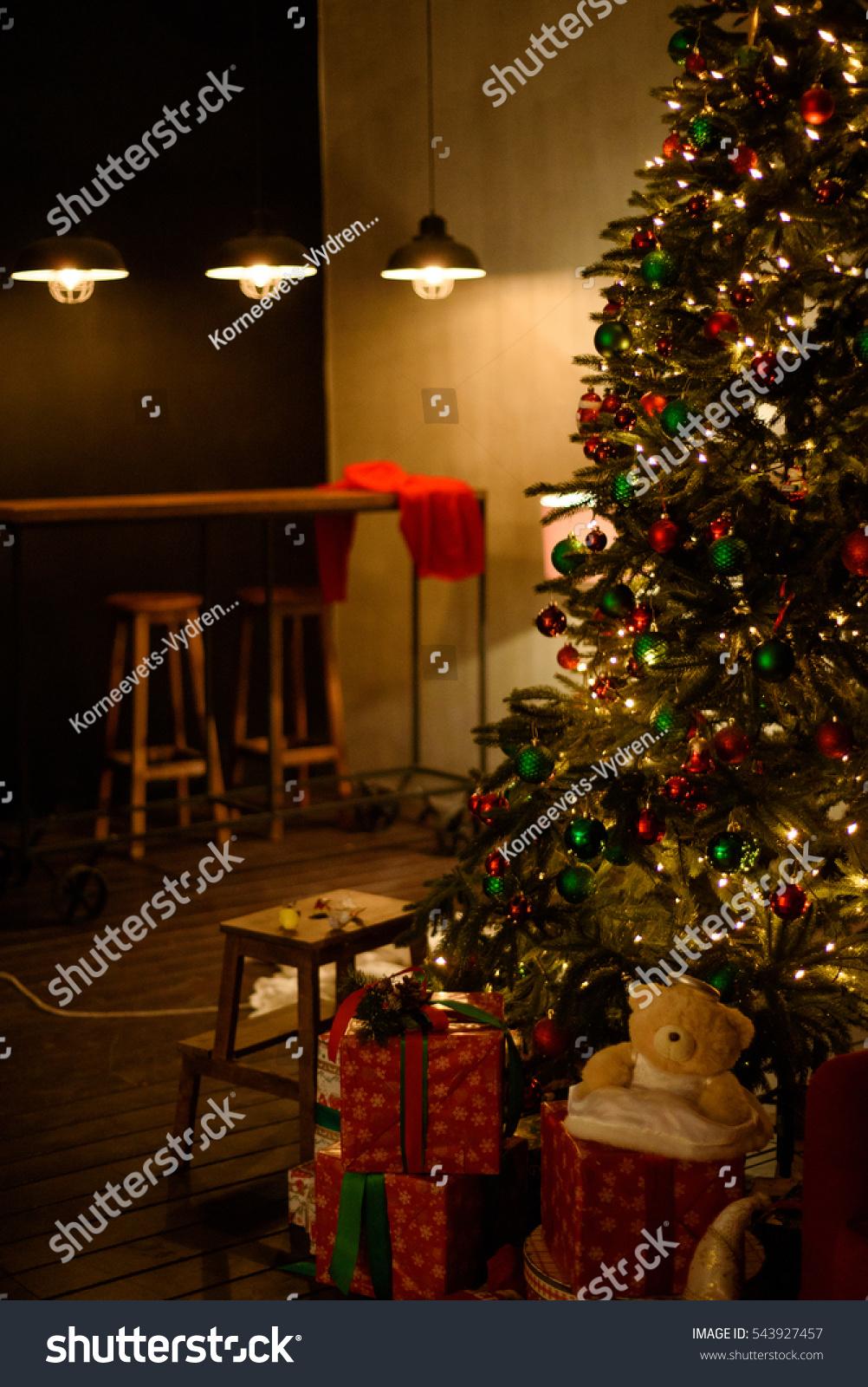 Christmas toys from light bulbs 71
