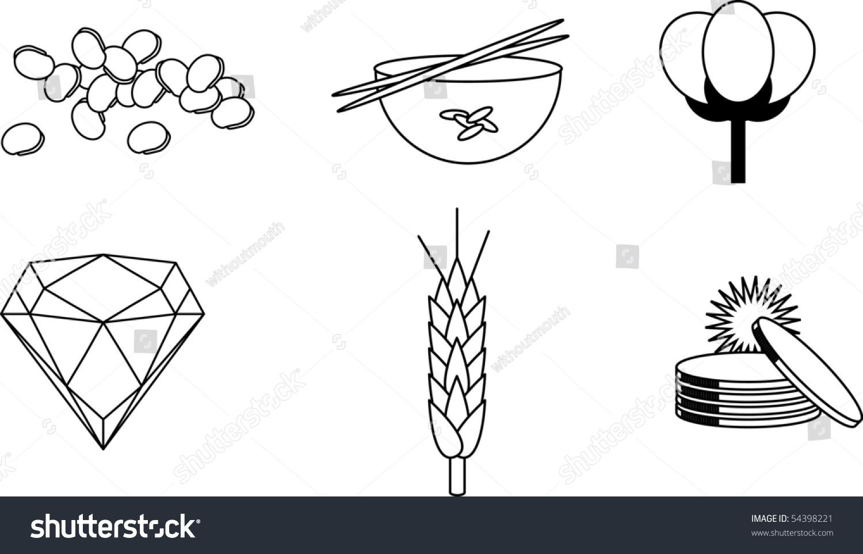 Economic Resources Stock Illustration 54398221 - Shutterstock