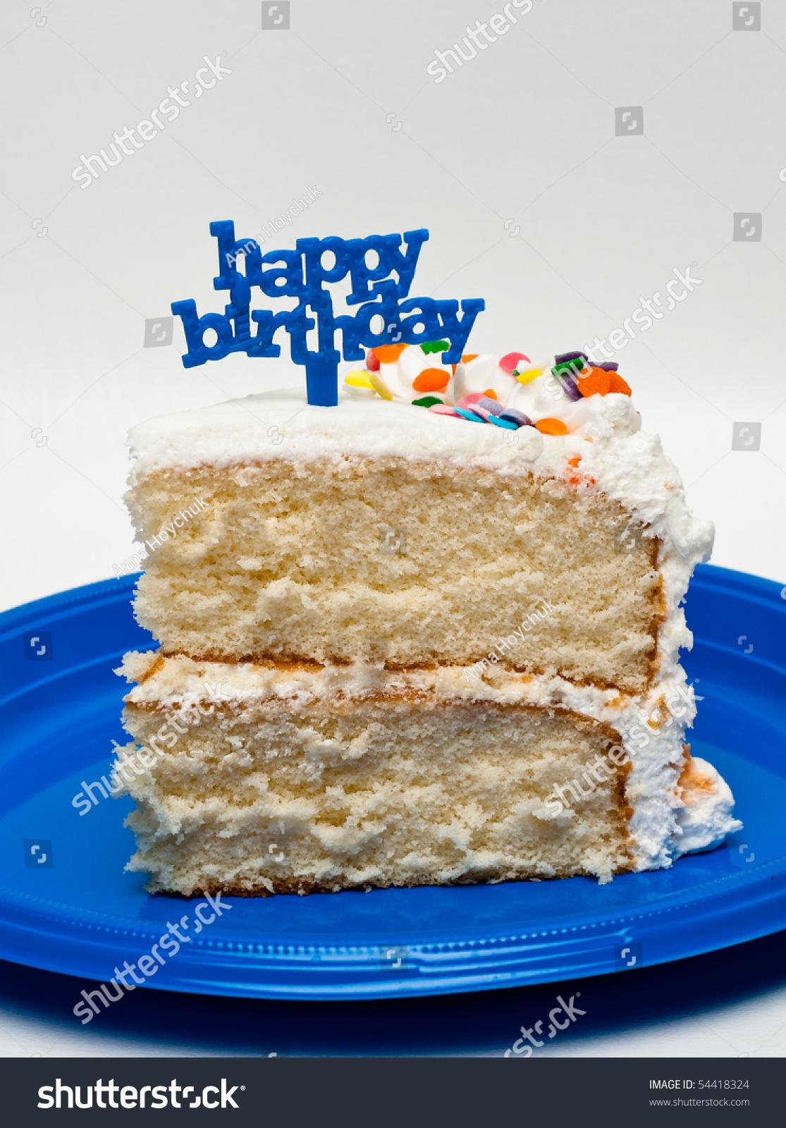 Images Of Birthday Cake Slices : Pics For > Birthday Cake Slice