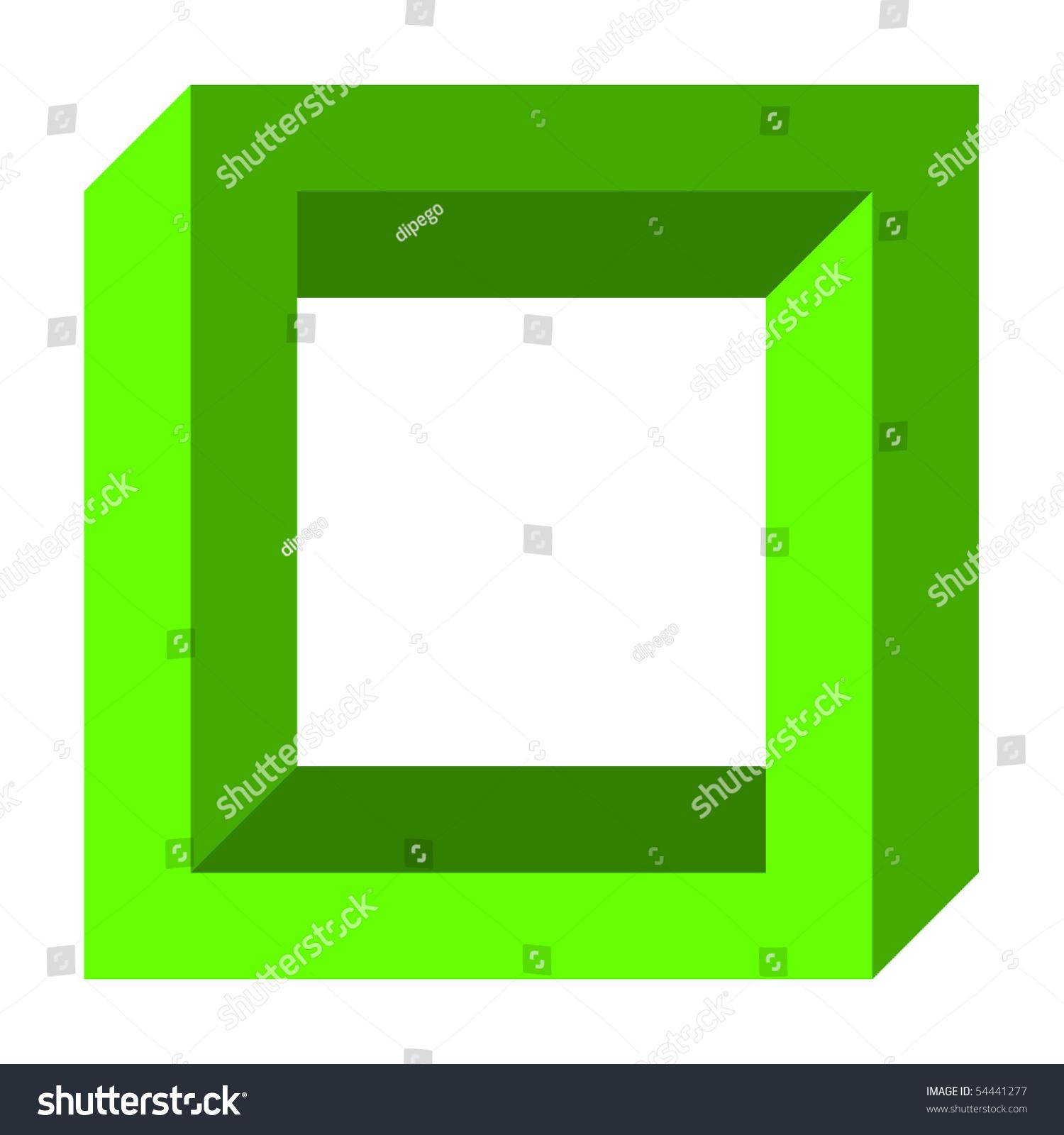 Optical Illusions Square Optical Illusio...