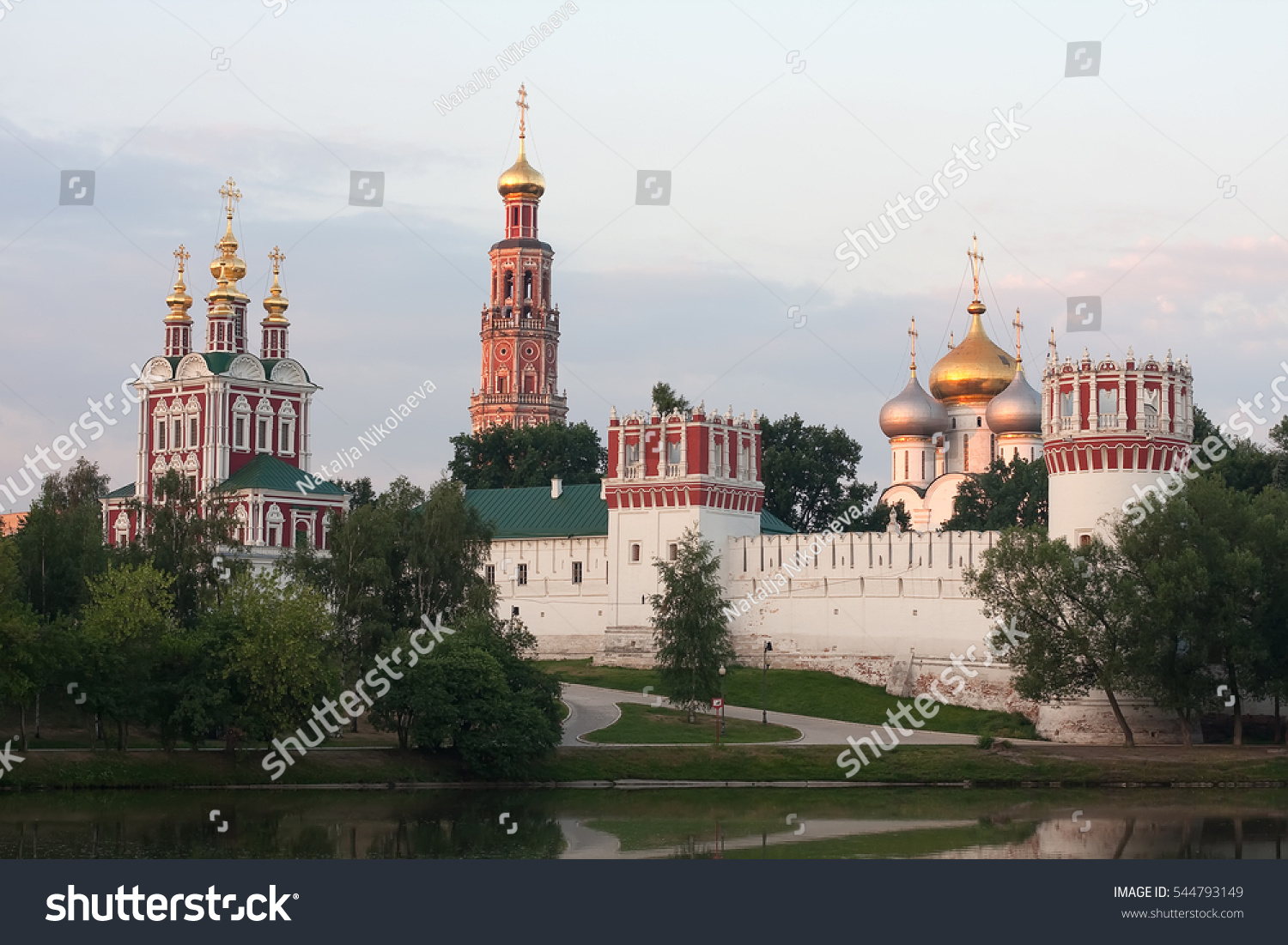 The most ancient Orthodox shrines. Novodevichy Convent