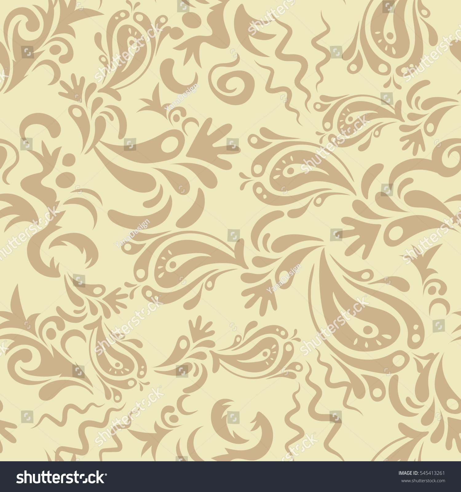 Beige seamless pattern good for greeting card for birthday id 545413261 stopboris