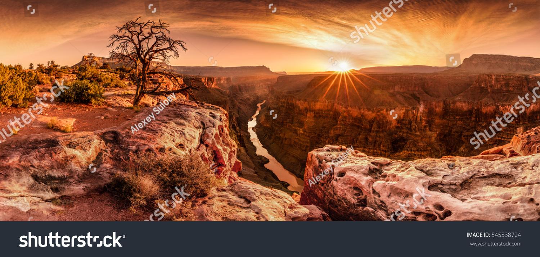 Grand Canyon, USA. #545538724