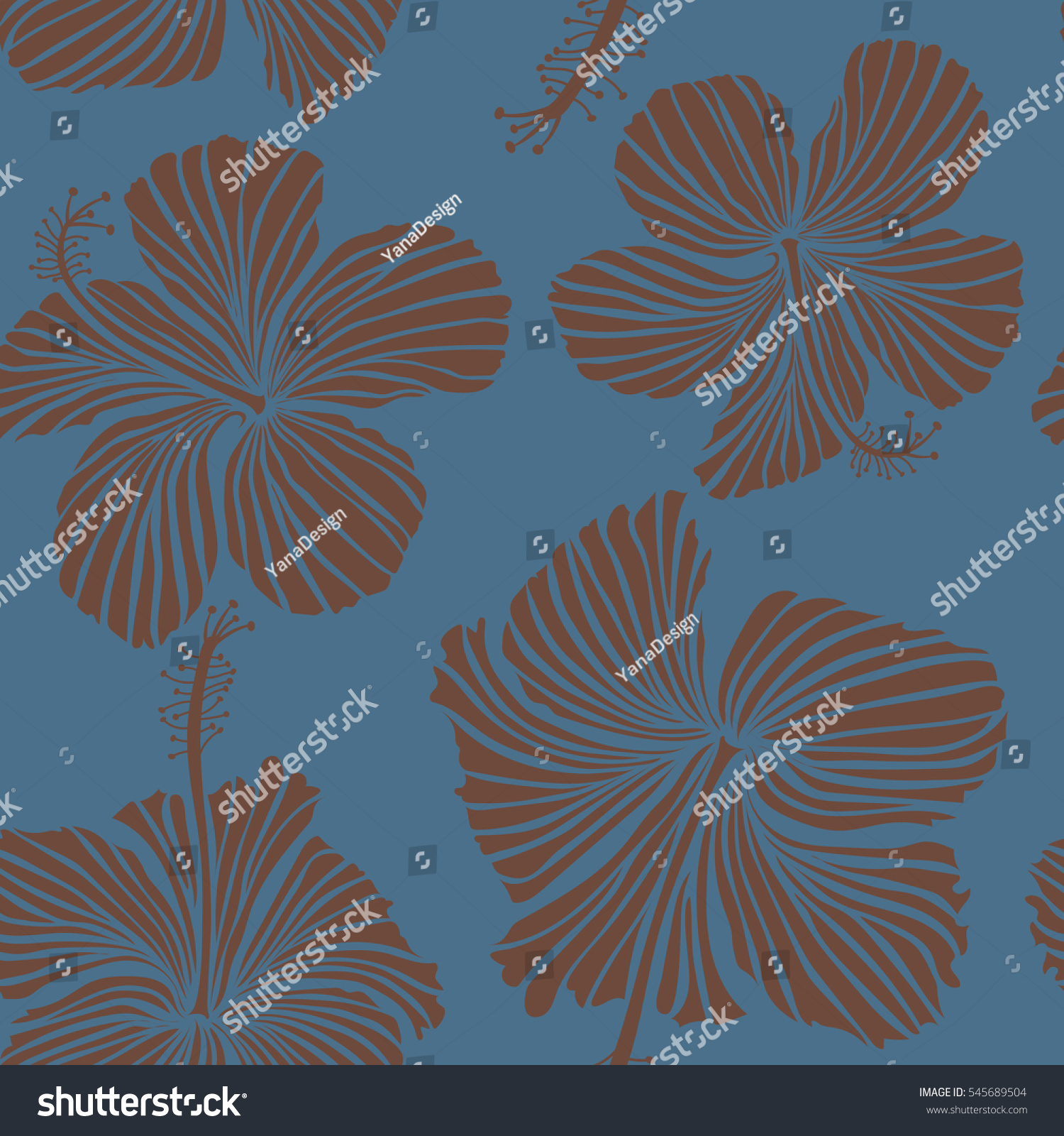 Background Texture Wallpaper Floral Theme Abstract Ethnic Vector Seamless Pattern Tribal Art