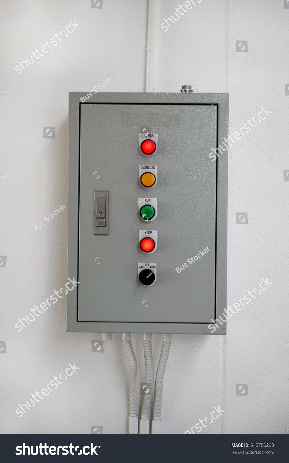 Electric Control Box Stock Photo (Edit Now) 545750290 - Shutterstock