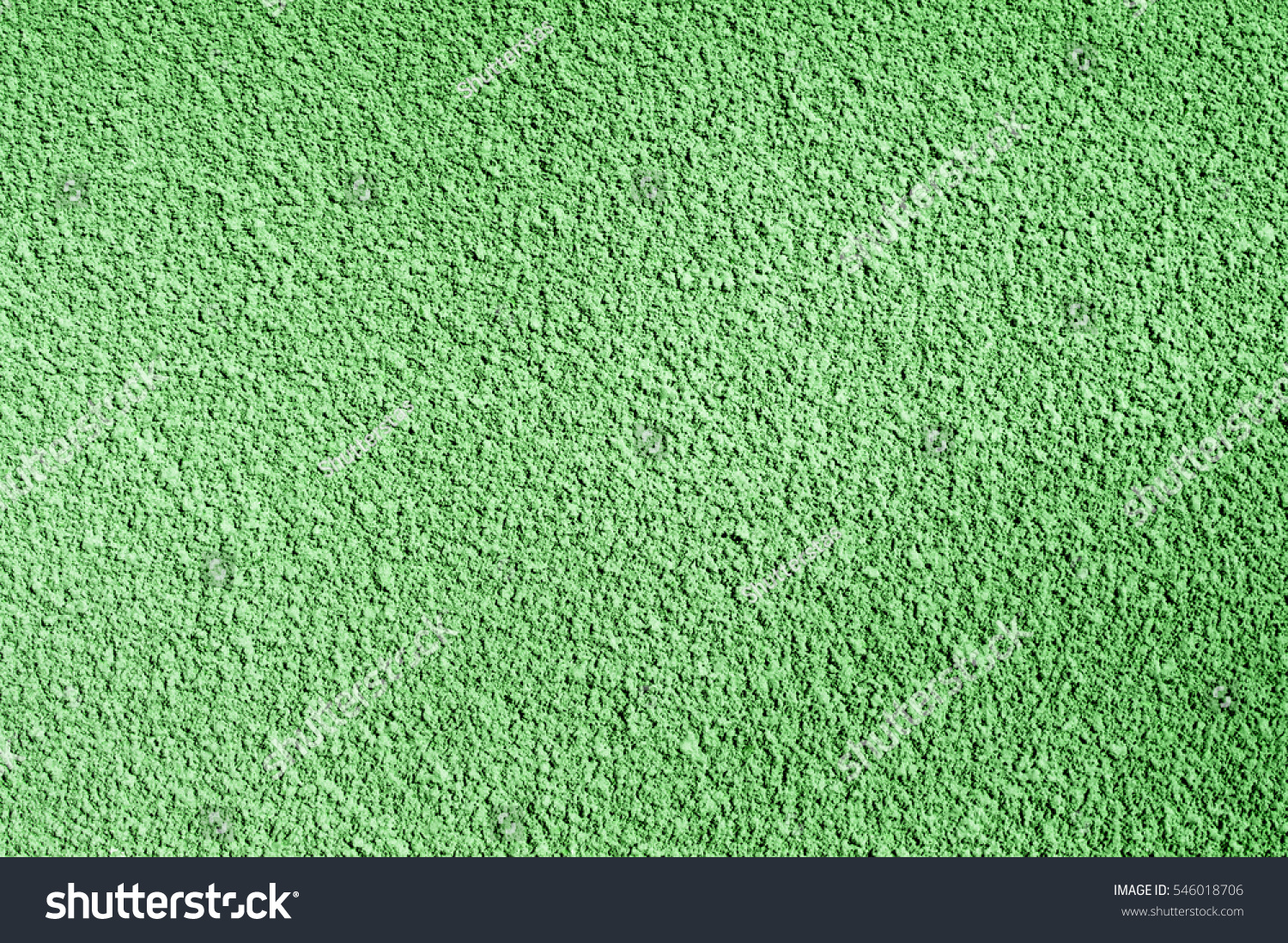 Background Green Stucco Coated Painted Exterior Stock Photo 546018706 Shutterstock