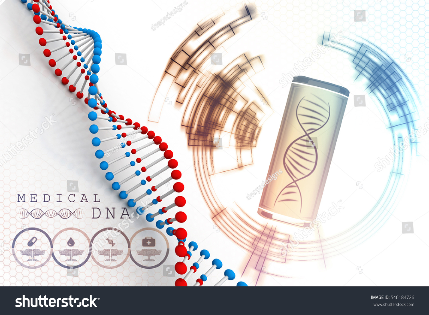 3 d rendering digital illustration dna structure stock illustration 3d rendering digital illustration dna structure ccuart Gallery