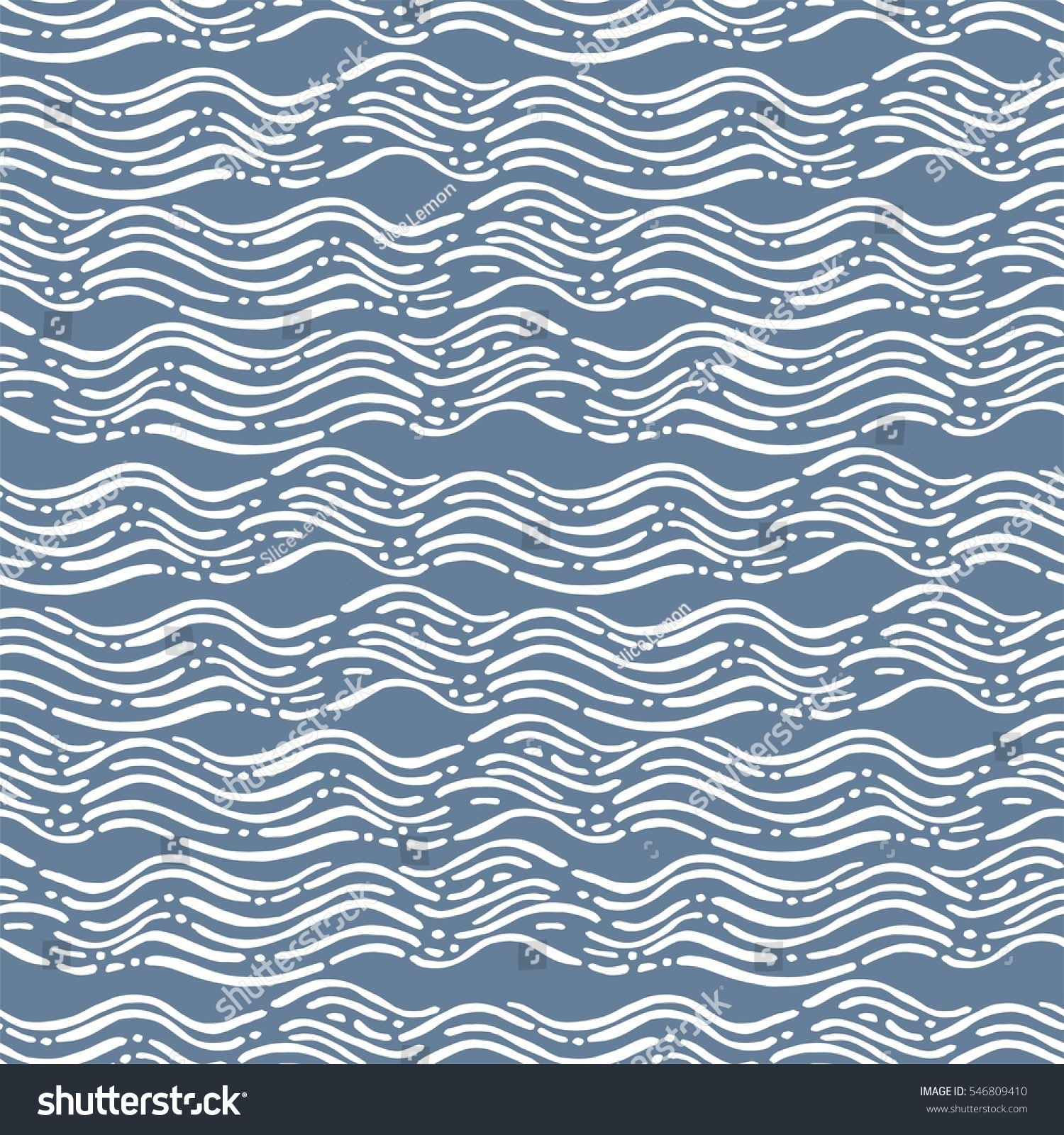 Seamless River Water Texture