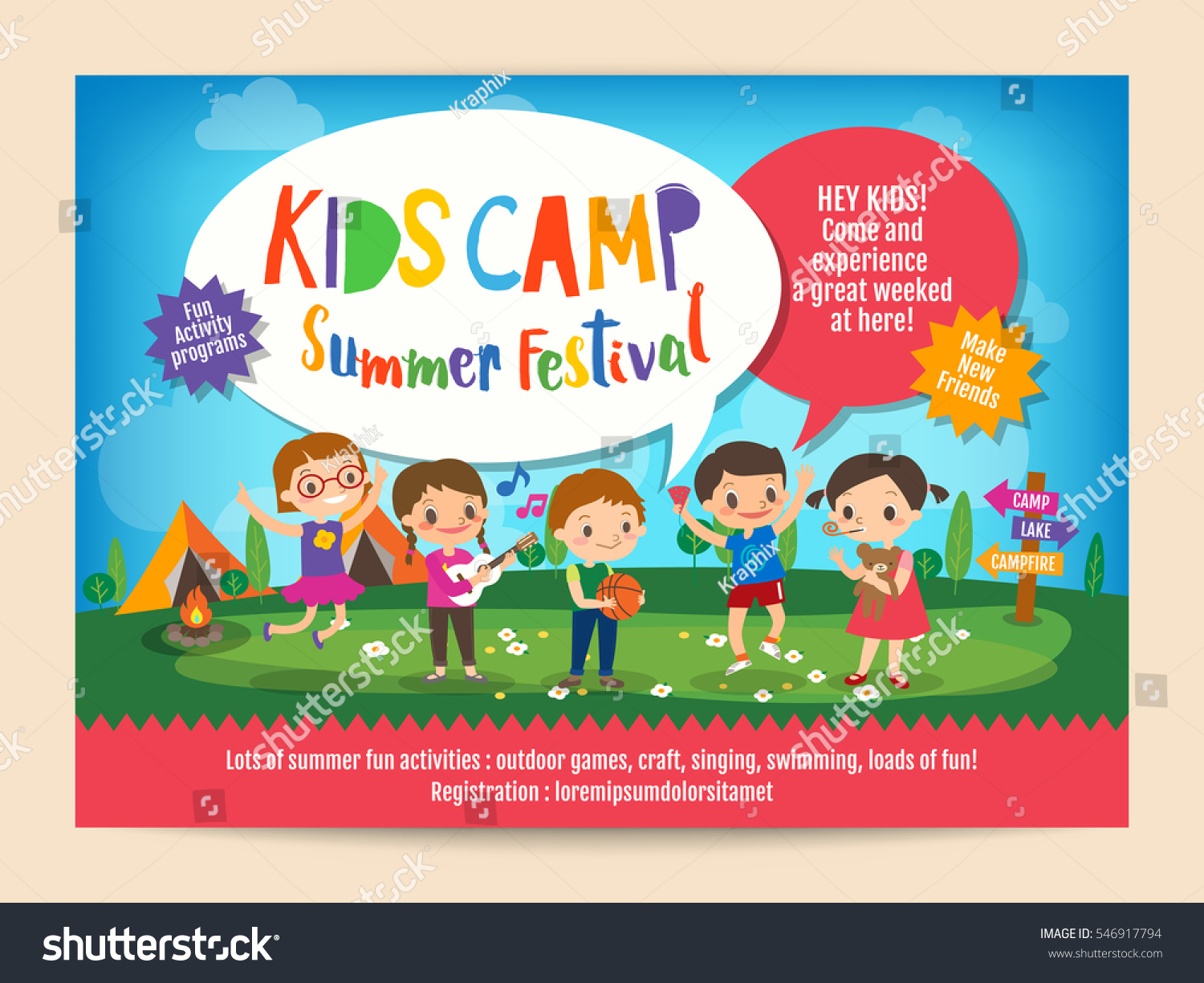 doc advertising poster templates poster templates psd kids summer camp education advertising poster vector advertising poster templates pediatrician child care brochure