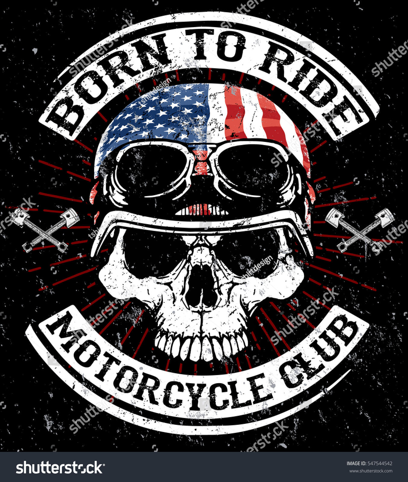 Design t shirt artwork - Skull T Shirt Graphic Design