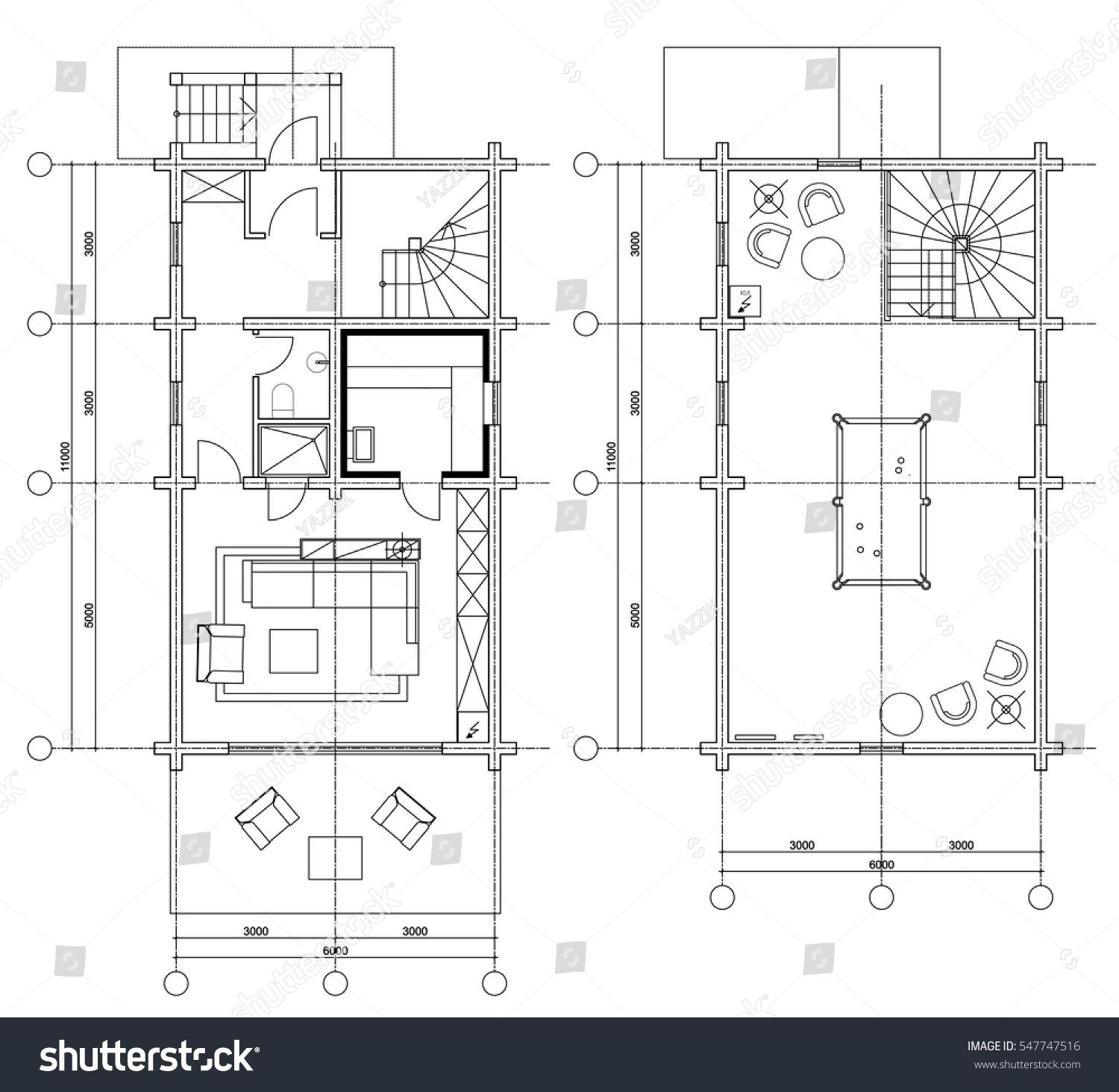 How to read house plans symbols for How to read construction blueprints