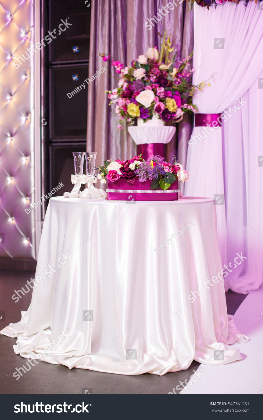Beautiful wedding decorations for the wedding ceremony | EZ Canvas