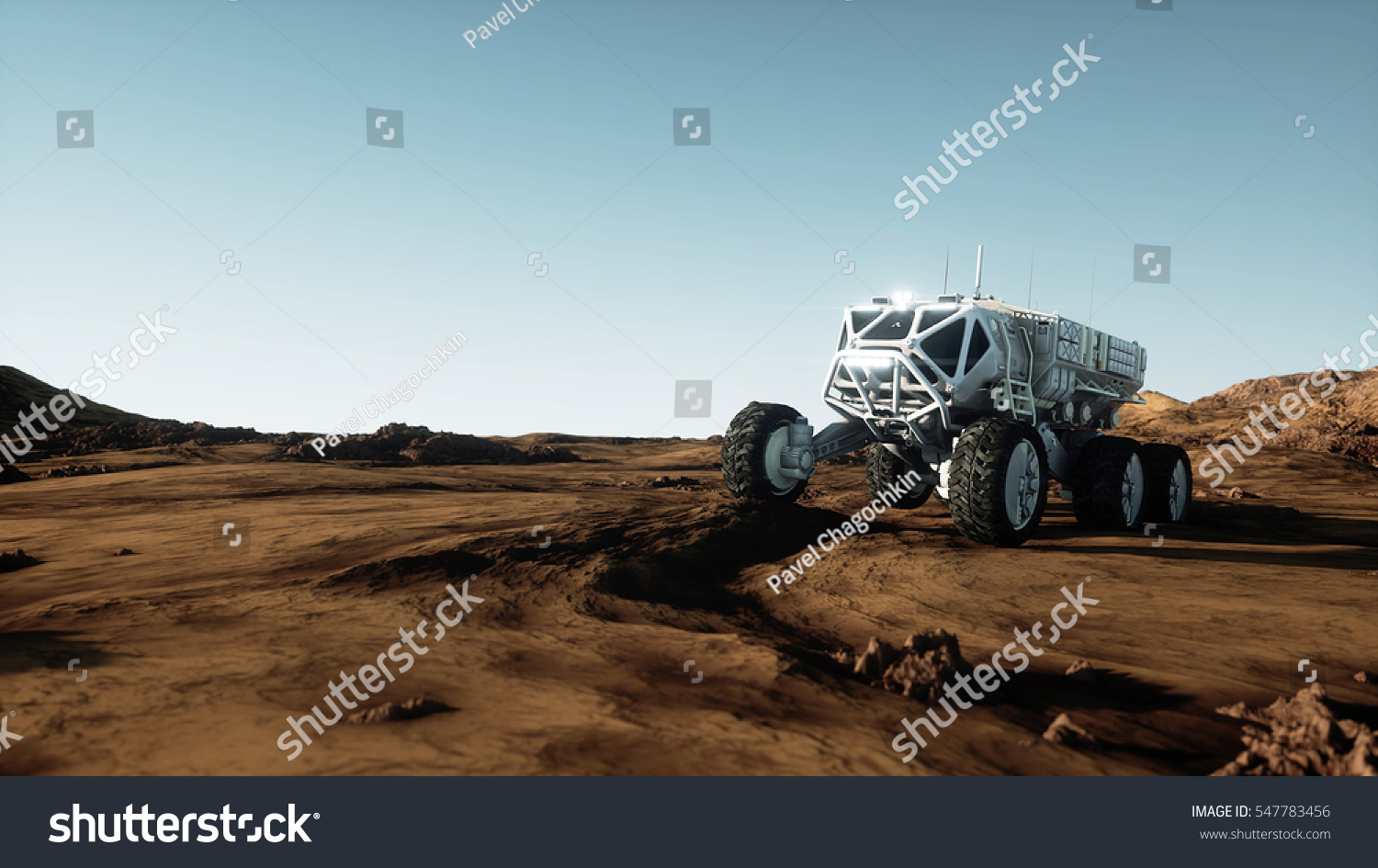mars rovers expiditon - photo #33