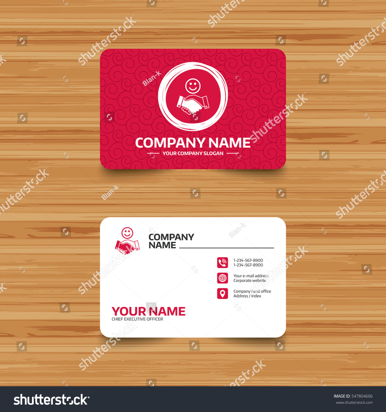 Best Successful Business Cards Gallery - Business Card Ideas ...