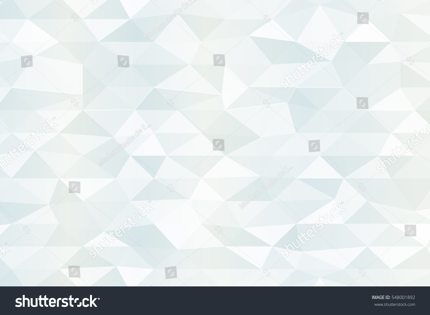 Bright Background Greeting Cards Polygon Stock Illustration 548001892 Shutterstock