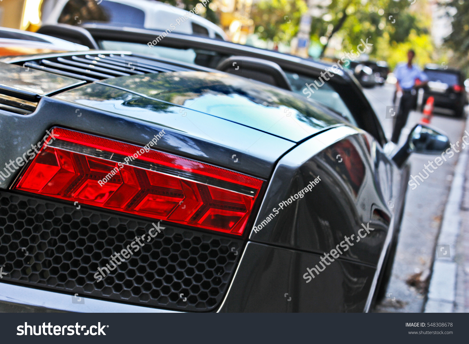 March 3 2012 Kyiv Lamborghini Gallardo Stock Photo Edit Now