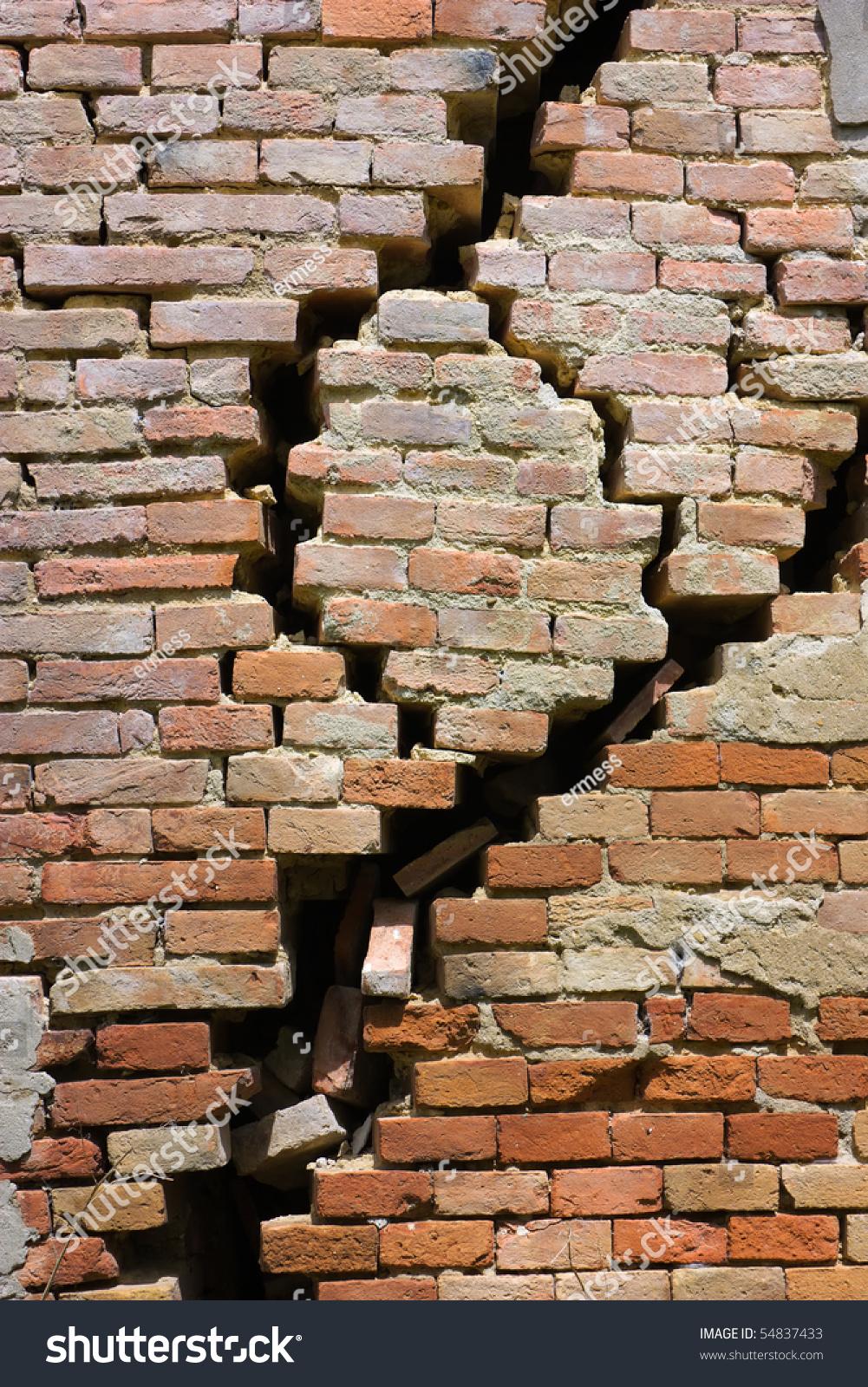Earthquake House Destruction