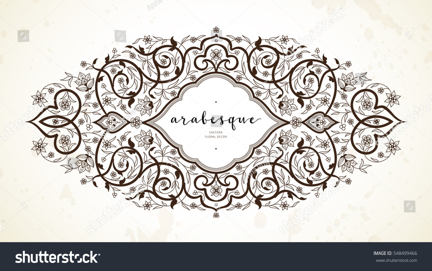 Frame Design Line Art : Vector line art decor ornate frame stock