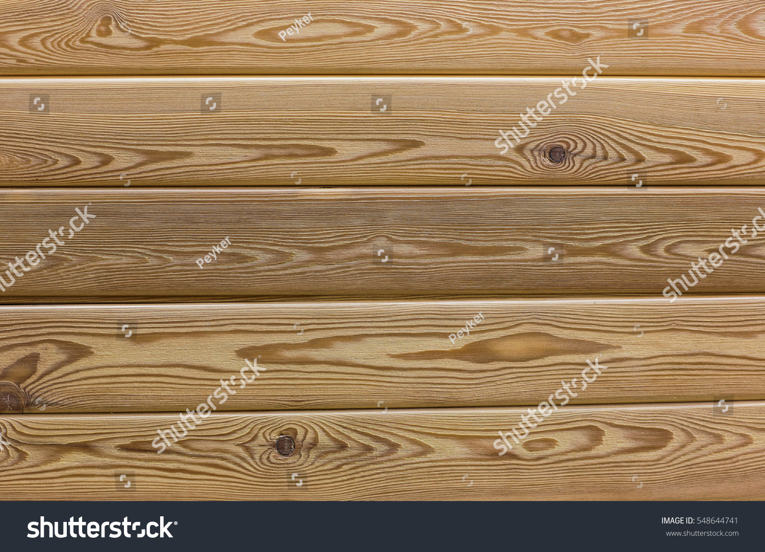 How to paint boards from larch 73