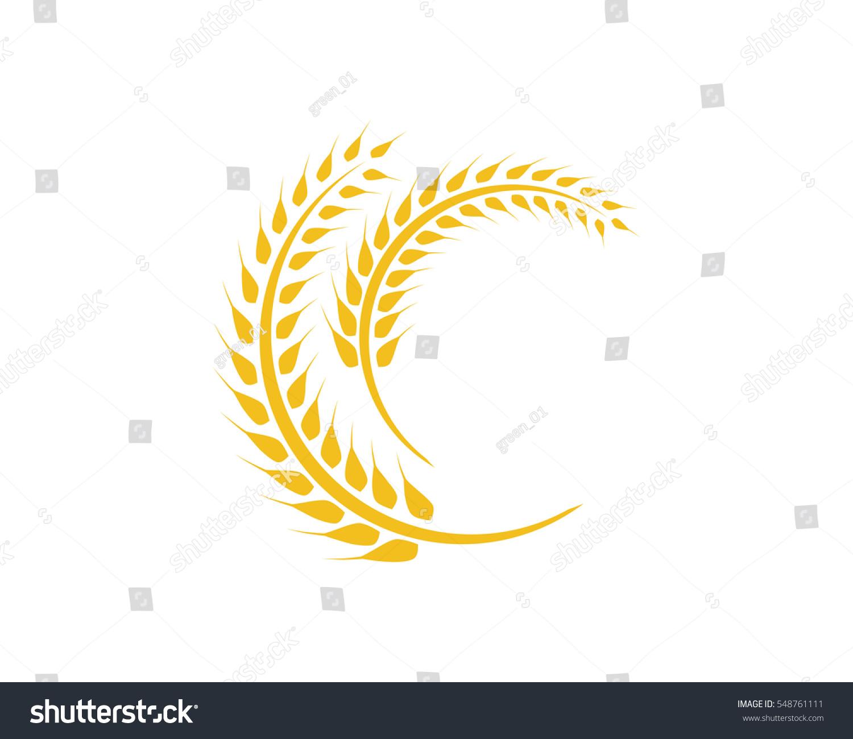 wheat template