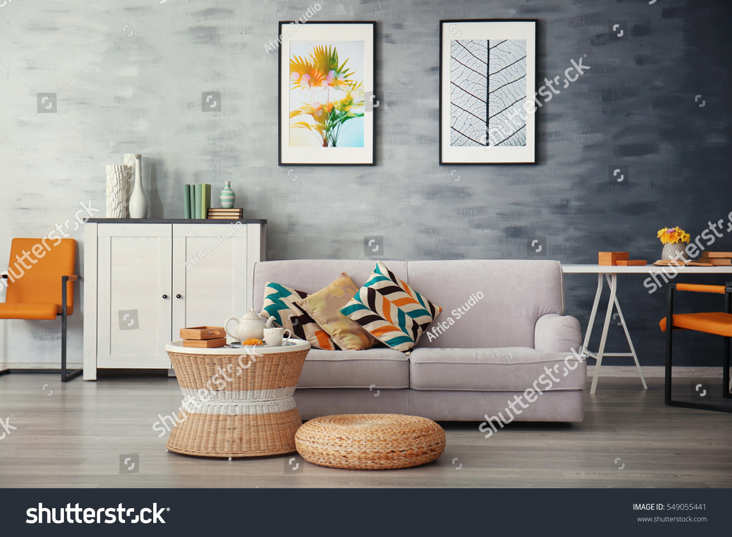 modern living room sofa furniture stock photo 549055441 shutterstock modern living room with sofa and furniture